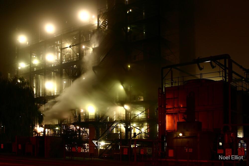 Industrial #1 by Noel Elliot