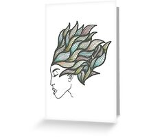 Passion is a Colorful Thing Greeting Card