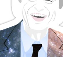 Galaxy Carl Sagan Sticker