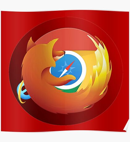Browser mashup Poster