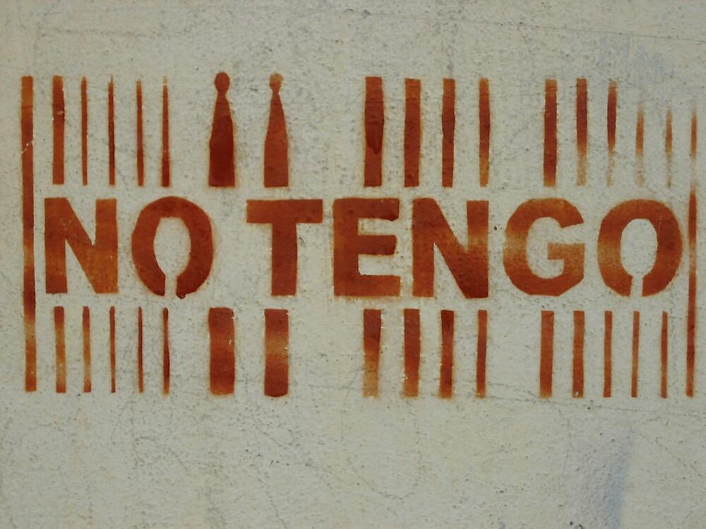 No tengo... by Justin McMurray