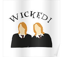 Wicked! Poster