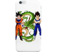 Saiyan Warriors iPhone Case/Skin