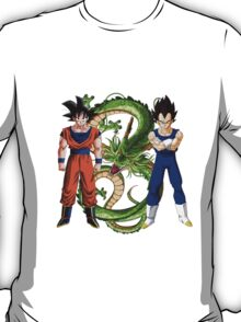 Saiyan Warriors T-Shirt