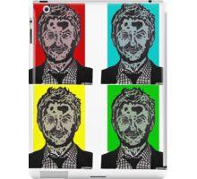 Zombie Chris Hardwick @nerdist fanart iPad Case/Skin
