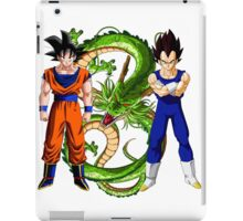 Saiyan Warriors iPad Case/Skin