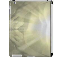 Hands through sand iPad Case/Skin