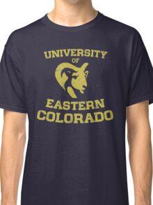 University of Eastern Colorado Classic T-Shirt