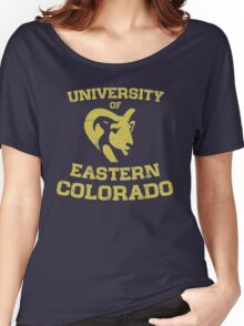 University of Eastern Colorado Women's Relaxed Fit T-Shirt