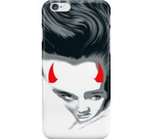 the opposite of elvis iPhone Case/Skin