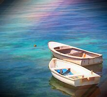 Boats by Greg Carrick