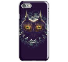 The Epic Evil of Majora's Mask iPhone Case/Skin