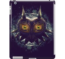 The Epic Evil of Majora's Mask iPad Case/Skin