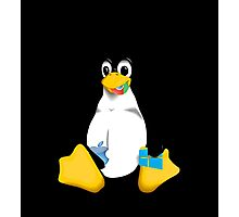 Linux is OP Photographic Print