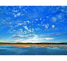 Looking Across Hunters Creek, Cape Leveque Photographic Print