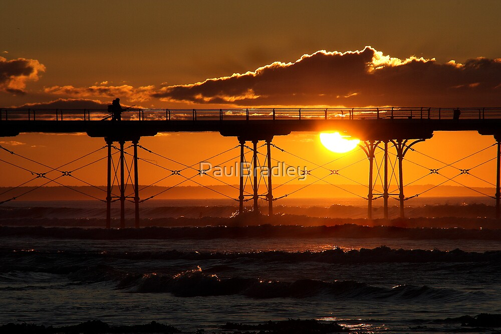 Evening Fishermen by PaulBradley