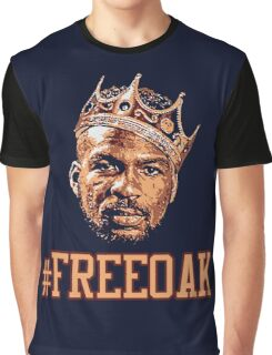 Free Charles Oakley Graphic T-Shirt
