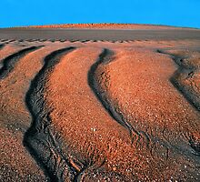 Tidal Sand Lines, Hunters Creek, Cape Leveque by Mark Boyle