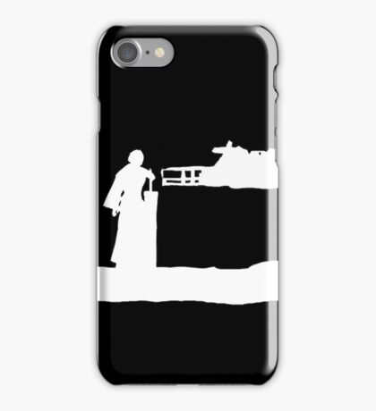 Final Fantasy VII - Cloud Silhouette iPhone Case/Skin