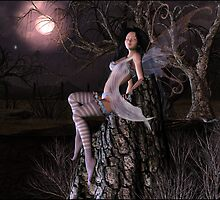 Moonbaking by Rose Moxon