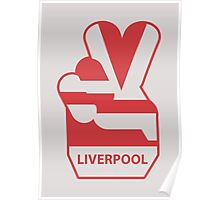Liverpool FC - 1970's Poster