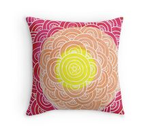 The Sun is Shining.002 Throw Pillow