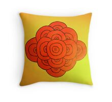The Sun is Shining.003 Throw Pillow