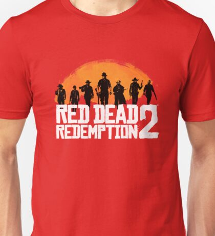 Red Dead Redemption 2  Unisex T-Shirt