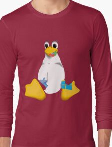 Linux is OP Long Sleeve T-Shirt