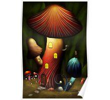 Mushroom - Magic Mushroom Poster