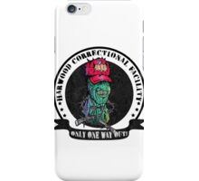 Dead Men Walkin' iPhone Case/Skin