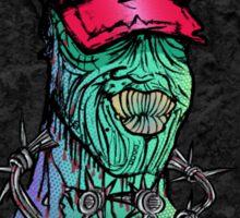 Dead Men Walkin' Sticker