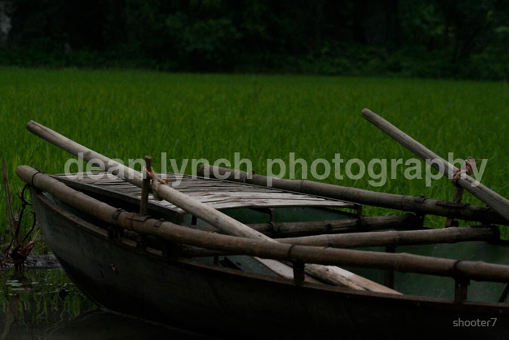 row boat vietnam by shooter7