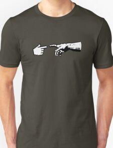 God and The Machine Hands T-Shirt