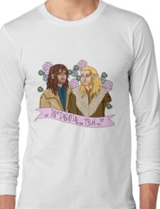 Fili and Kili - in denial about the Battle of the Five Armies Long Sleeve T-Shirt