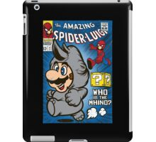 Spider-Luigi iPad Case/Skin
