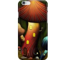 Mushroom - Magic Mushroom iPhone Case/Skin