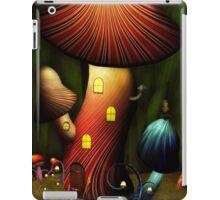 Mushroom - Magic Mushroom iPad Case/Skin
