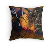 Celebrating Autumn Throw Pillow