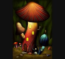 Mushroom - Magic Mushroom Unisex T-Shirt