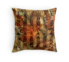 A Glimpse of the Past Throw Pillow