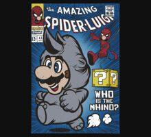 Spider-Luigi Kids Clothes