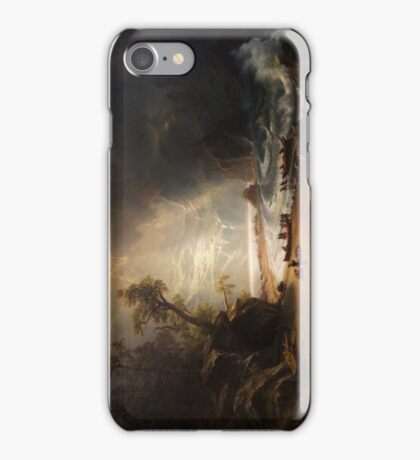 Puget Sound on the Pacific Coast iPhone Case/Skin