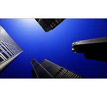 Chicago Blues Photographic Print