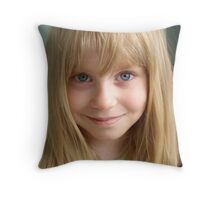 Sweet Precious Throw Pillow