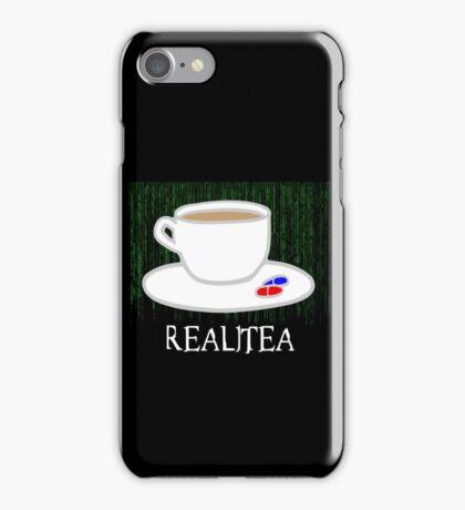 Realitea - Matrix Parody iPhone Case/Skin