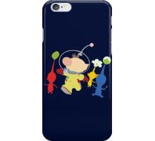The Veteran Astronaut iPhone Case/Skin