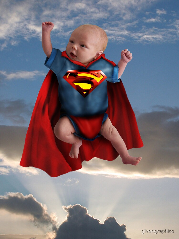 Super Baby by givengraphics