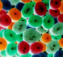 M & Ms by Maddie