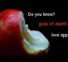 Do you know? gods of death love apples  by geekchic4756